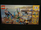 LEGO CREATOR PIRATE ROLLER COASTER SET #31084 923 PCS. BRAND NEW SEALED