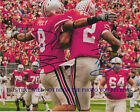 TERRELLE PRYOR AND DEVIER POSEY SIGNED AUTOGRAPH AUTO 8x10 RPT PHOTO