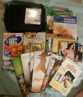 LOT OF Weight Watchers Books Guides Meal Dine Plan  Calculator Case EUC