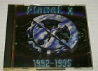 X-Mix Planet X 1992-1995 Promo 2 Cd X Mix Productions Dj  Compilation Very Rare