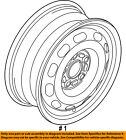 FORD OEM 10 13 Transit Connect Wheel 2T1Z1007A