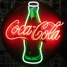 Cold Soda Drink Coca Cola Neon Sign Light Beer Bar Drinking Store Wall Decor