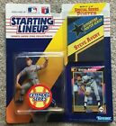 1992 Kenner SLU Starting Lineup STEVE AVERY Braves Extended Series Poster