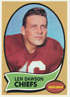 Len Dawson Cards, Rookie Card and Autographed Memorabilia Guide 5