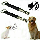 Dog Training Whistle Ultra Sonic Obedience Stop Barking Sound Pitch Command