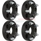 4Pcs 1 25mm thick 5x45 12x125 Wheel Spacers For Nissan 240SX 1989 1998 1997