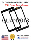 WOW Touch Screen Digitizer Frame Replace For ALCATEL 3T 8