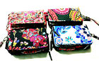 Vera Bradley RFID 3 in 1 Crossbody Wallet Various CANVAS Colors YOUR Choice
