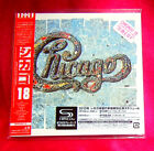 Chicago 18 SHM MINI LP CD JAPAN WPCR-13789 Chicago XVIII