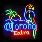 Corona Extra Parrot Beer Neon Sign Handcraft Decor Beer Bar Pub Store17