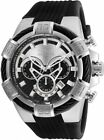 Invicta 24691 Bolt Men's Chronograph 52.0mm Stainless Steel Black Silver Dial