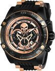 Invicta 26861 Marvel Men's 52mm Chronograph Black-Tone Stainless Steel Watch