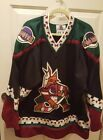 Starter Phoenix Coyotes Vintage Authentic Hockey Jersey Center Ice Sz 52 90s VGC