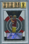 Aaron Rodgers 2005 Topps Finest Rookie Auto BGS 9.5 Gem Mint 16 299
