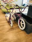 Old School Vintage 1987 GT Pro Performer 20 BMX bike plus matching GT scooter