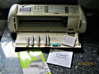 CRICUT EXPRESSION 24 inch Personal Electronic Cutter Machine w 8 Cartridges MINT