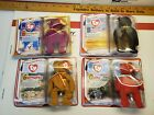 McDONALD'S TY TEENIE BEANIE BABIES 2000 new in box end osito germania millennium