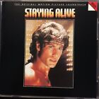 Staying Alive Soundtrack CD RED FACE PRESSING 1983 OST Bee Gees Frank Stallone