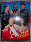 1983 A-TEAM FULL BOX (36 CARD PACKS) TOPPS no BLACK X-OUT on lid which is rare