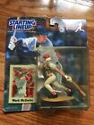 2000 MLB Starting Lineup St. Louis Cardinals Mark McGwire Kenner NEW