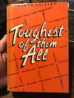 Toughest of them All Pistol Pete by Glenn SHIRLEY 1st Edition Wild West Rare