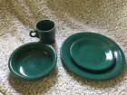 Fiestaware 4 Piece Place Setting Evergreen