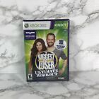 New Xbox 360 Kinect The Biggest Loser Ultimate Workout Video Game