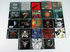 Lot of 22 VTG Death Metal CD Original 1st Press Copies White Zombie Soulfly