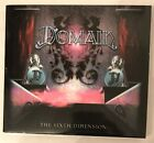 Domain - Sixth Dimension 2003 Point Music ** Like New **