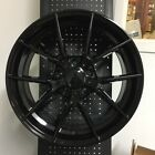 18 M3 CS GLOSS BLACK WHEELS RIMS FITS BMW 3 SERIES 323I 325I 328I 330I 335I