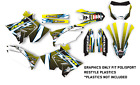 Restyle Polisport GRAPHICS KIT 2001 - 2008 RM 125 / 250 DECAL MOTOCROSS GRAPHIC