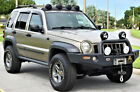 2005 Jeep Liberty CRD 2.8l I-4 FI Diesel 63k Miles Clean CarFax Beautiful 2005 Jeep Liberty CRD Turbo Diesel 2.8L I4 Automatic 4WD SUV 63K Miles
