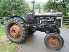 Fordson Major Tractor E27N P6