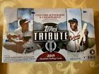 2019 TOPPS TRIBUTE BASEBALL HOBBY BOX (6 PACKS)