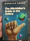 Hitchhikers Guide to the Galaxy by Douglas Adams Bce 1979 Rare Sci Fi