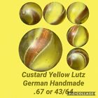 German Handmade Lutz Marble free shipping from Dr Marbles Jura Hoard