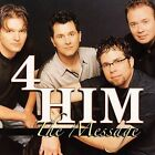 The Message by 4Him (CD) - **DISC ONLY**