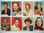 1953 Topps Who-z-at Star Trading Cards 17