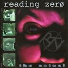 READING ZERO The Actual CD: ZERO HOUR, HYDROTOXIN, Rare Progressive Metal!