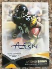 ANTONIO BROWN 2012 Topps SIGNED Auto Autograph Steelers Oakland Raiders WR GOAT