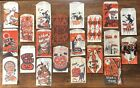20 Vintage Late 1950s 1970s Halloween Paper Trick or Treat Candy Bag Collection