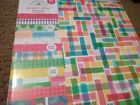 Scrapbooking Crafts 12x12 Paper Pack Doodlebug Variety Primary Colors Arrows Dot