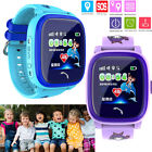 Smart Watch Touch Screen Phone SOS Emergency Alarm GPS For Kids Boys Girls Gift