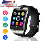 Bluetooth Smart Watch Touch Screen Message Push to Talk For Samsung LG Huawei