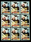 1980 TOPPS #200 TERRY BRADSHAW LOT OF 13 NMMT F192190