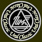 URAL MOTORCYCLES CLASSIC EMBROIDERED PATCH ~4
