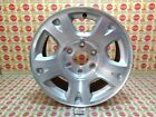 02 03 04 05 06 CHEVROLET AVALANCHE ALUMINUM 5 SPOKE WHEEL RIM 17 17X75 OEM