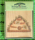 Beehive rubber stamp by Image Tree NEW