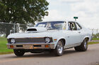 1971 Chevrolet Nova TREET LEGAL 1971 Chevrolet Nova Drag Car All Steel / 496ci / TCI Powerglide