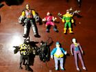 Superpowers And Mixed Action Figure Lot